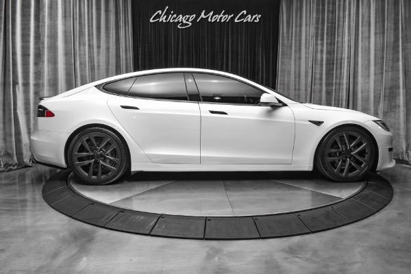 Used-2021-Tesla-Model-S-Plaid-Autopilot-Fastest-Production-Sedan-Ever-LOADED