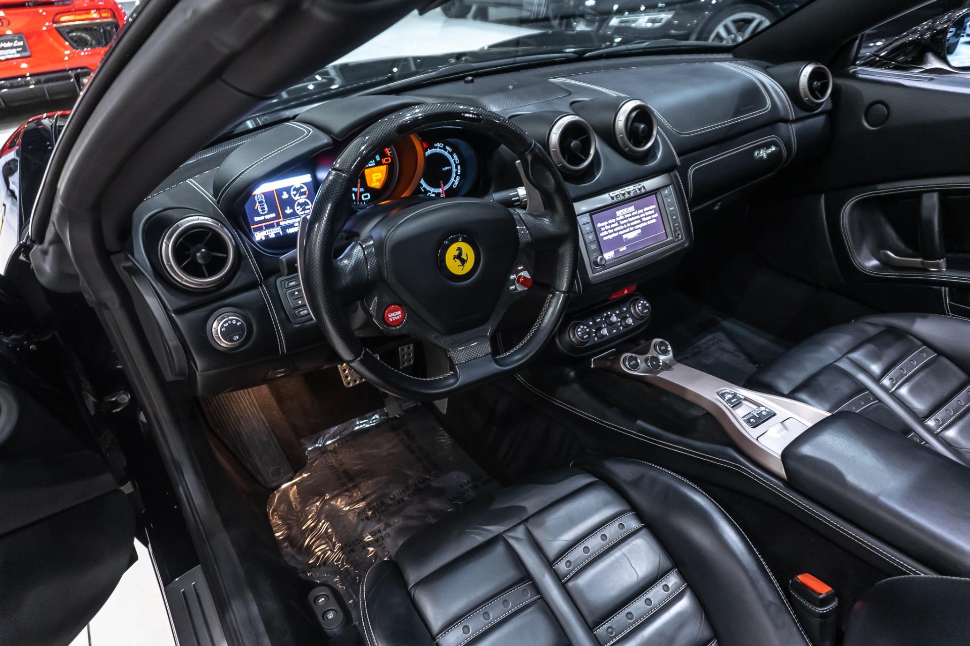 Used-2013-Ferrari-California-CONVERTIBLE-FABSPEED-EXHAUST-CERAMIC-COATED-SERVICED