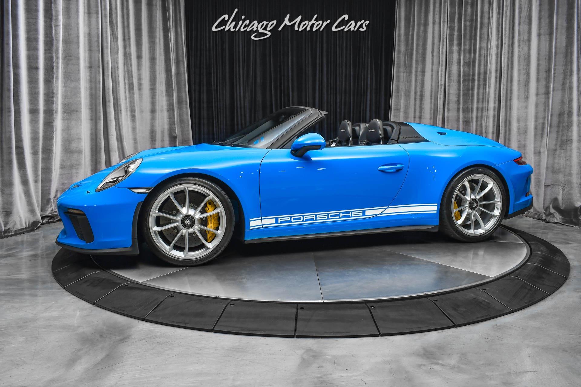 Used-2019-Porsche-911-Speedster
