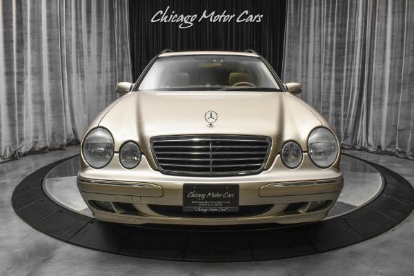 Used-2001-Mercedes-Benz-E-Class-E-320-WAGON-3RD-ROW-LOW-MILES-RARE-ONE-OWNER-FOR-20-YRS