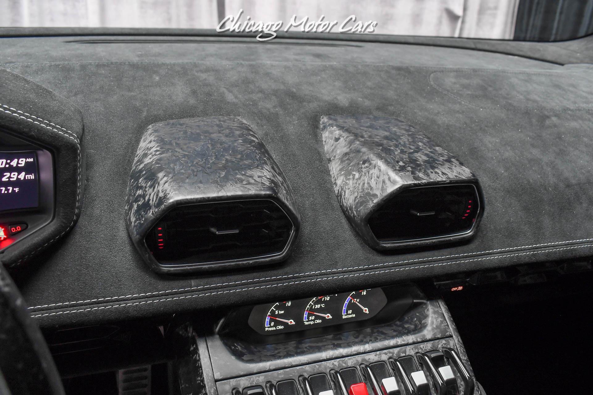 Used-2018-Lamborghini-Performante-Huracan-LP640-4-Performante-Coupe-Rare-Ad-Personam-Viola-Parsifae-Lift-System