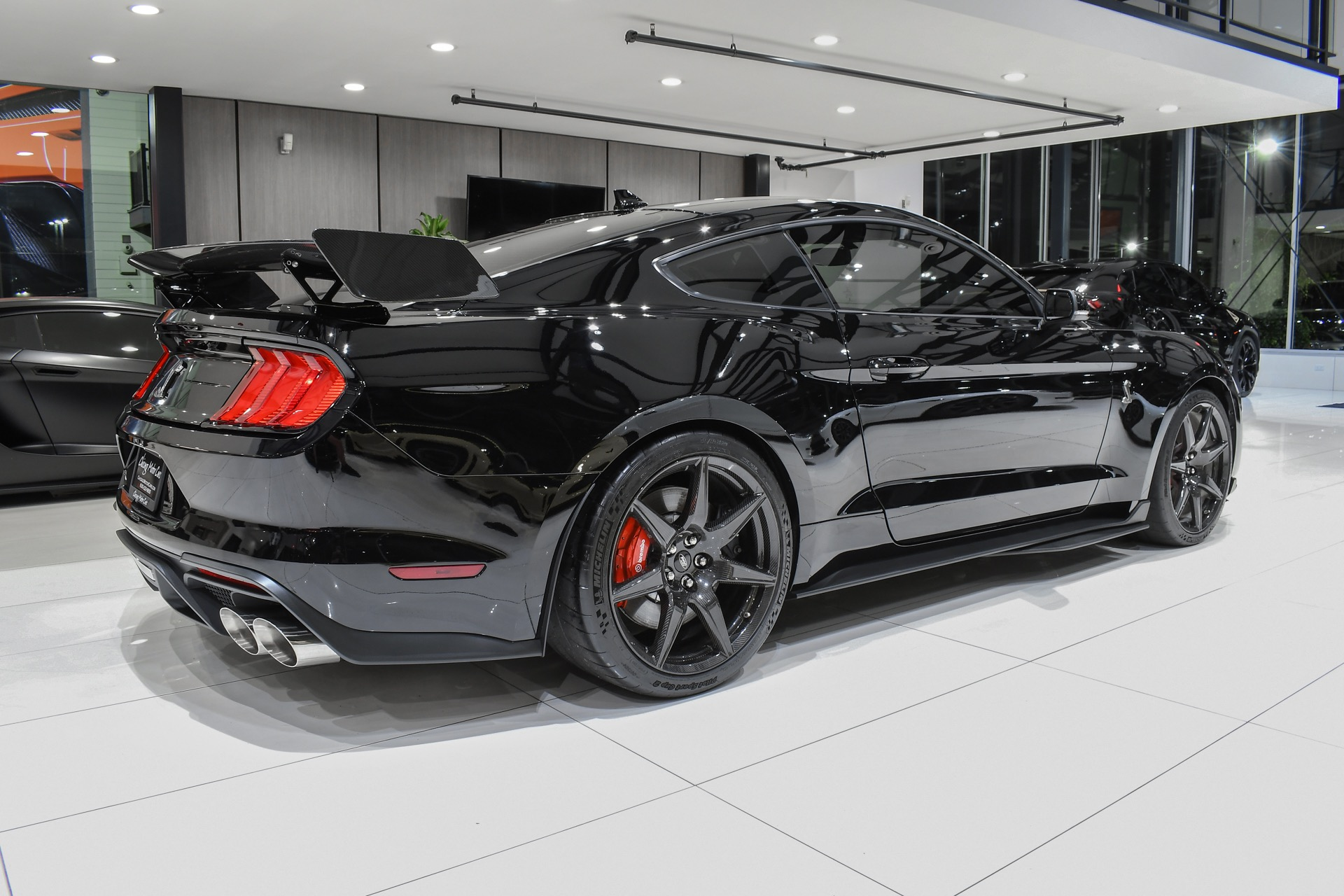 Used-2021-Ford-Mustang-Shelby-GT500-GOLDEN-TICKET-CARBON-FIBER-TRACK-PKG-ONLY-172-Miles