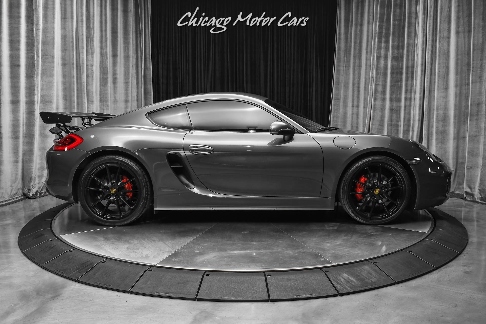 Used-2016-Porsche-Cayman-S-Infotainment-Package-14-Way-Heated-Sport-Seats-Carbon-Fiber-Wing
