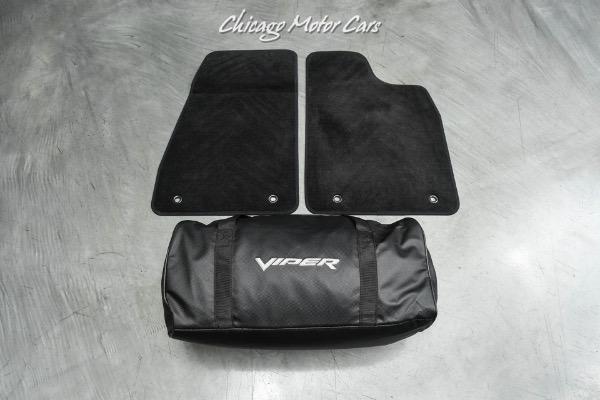 Used-2015-Dodge-Viper-GT-Coupe-NTH-MOTO-NA-Gen-V-775HP-Build-Rare-COMP-Blue