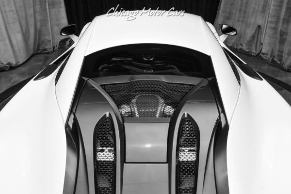 Used-2016-McLaren-570S-Carbon-Fiber-Front-Lift-B-W-Premium-Sound-System-Full-Front-PPF