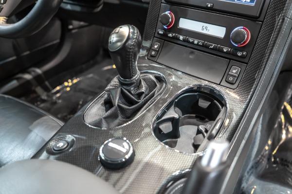 Used-2010-Chevrolet-Corvette-ZR1-w3ZR-Low-MILES-ARCTIC-WHITE-BONE-STOCK