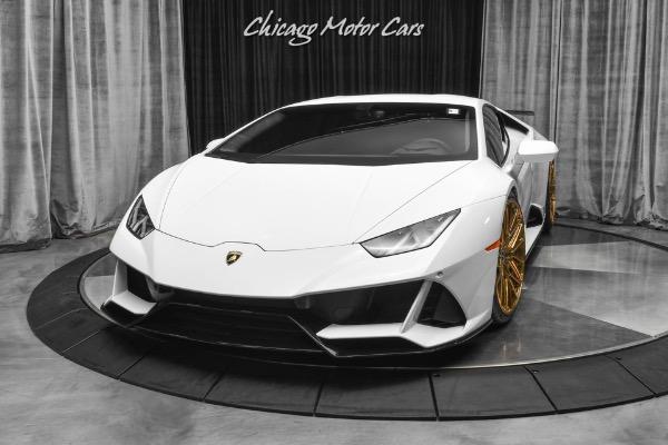Used-2020-Lamborghini-Huracan-LP640-4-EVO-Coupe-2122-Brixton-Forged-Wheels-Lift-System-LOADED