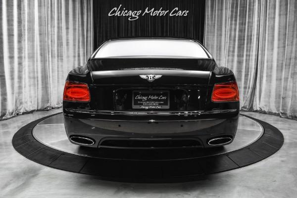 Used-2014-Bentley-Flying-Spur-Sedan-W12-Luxury-Veneered-Picnic-Tables-Matrix-Grille-21s-LOADED