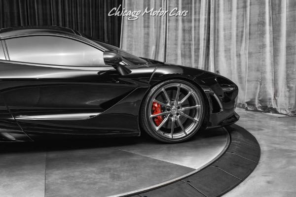Used-2019-McLaren-720S-Performance-Carbon-Fiber-Titanium-Exhaust-HRE-Wheels