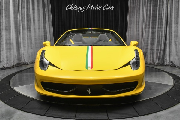 Used-2013-Ferrari-458-Spider-LOADED-Carbon-Fiber-Race-Package-Lift-System-Low-Miles-PPF