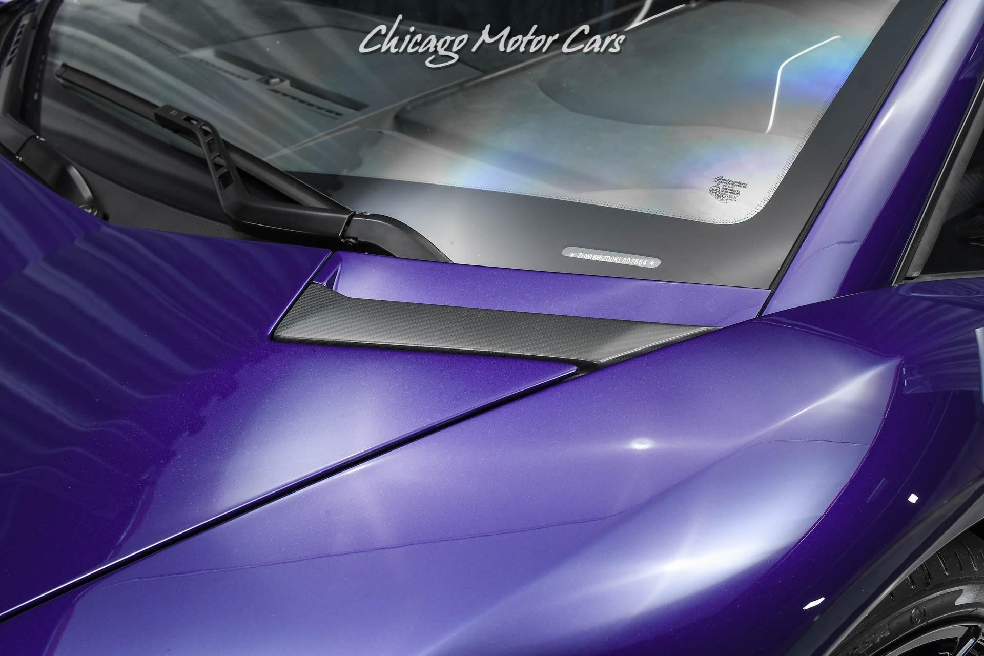 Used-2019-Lamborghini-Aventador-LP-770-4-SVJ-Coupe-RARE-Viola-Aletheia-Hot-Color-Combo-Carbon-Fiber