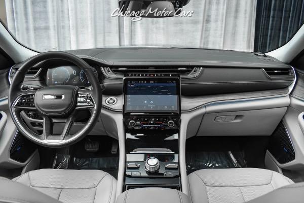 Used-2021-Jeep-Grand-Cherokee-L-Overland-4x4-Preferred-Package-McIntosh-Audio-3-Row-Navigation