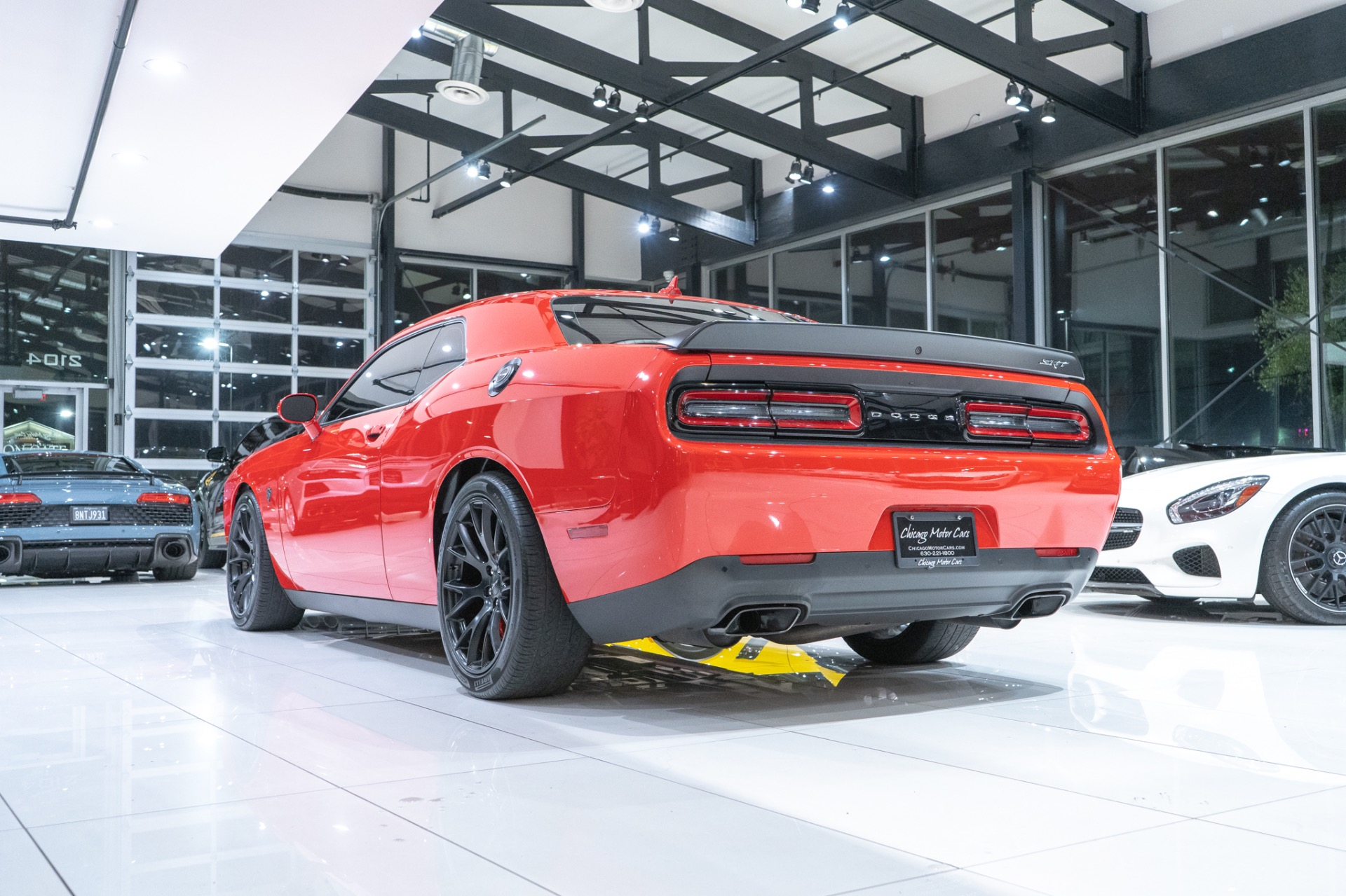 Used-2016-Dodge-Challenger-SRT-Hellcat-Coupe-8-Speed-Auto-Power-Sunroof-Serviced