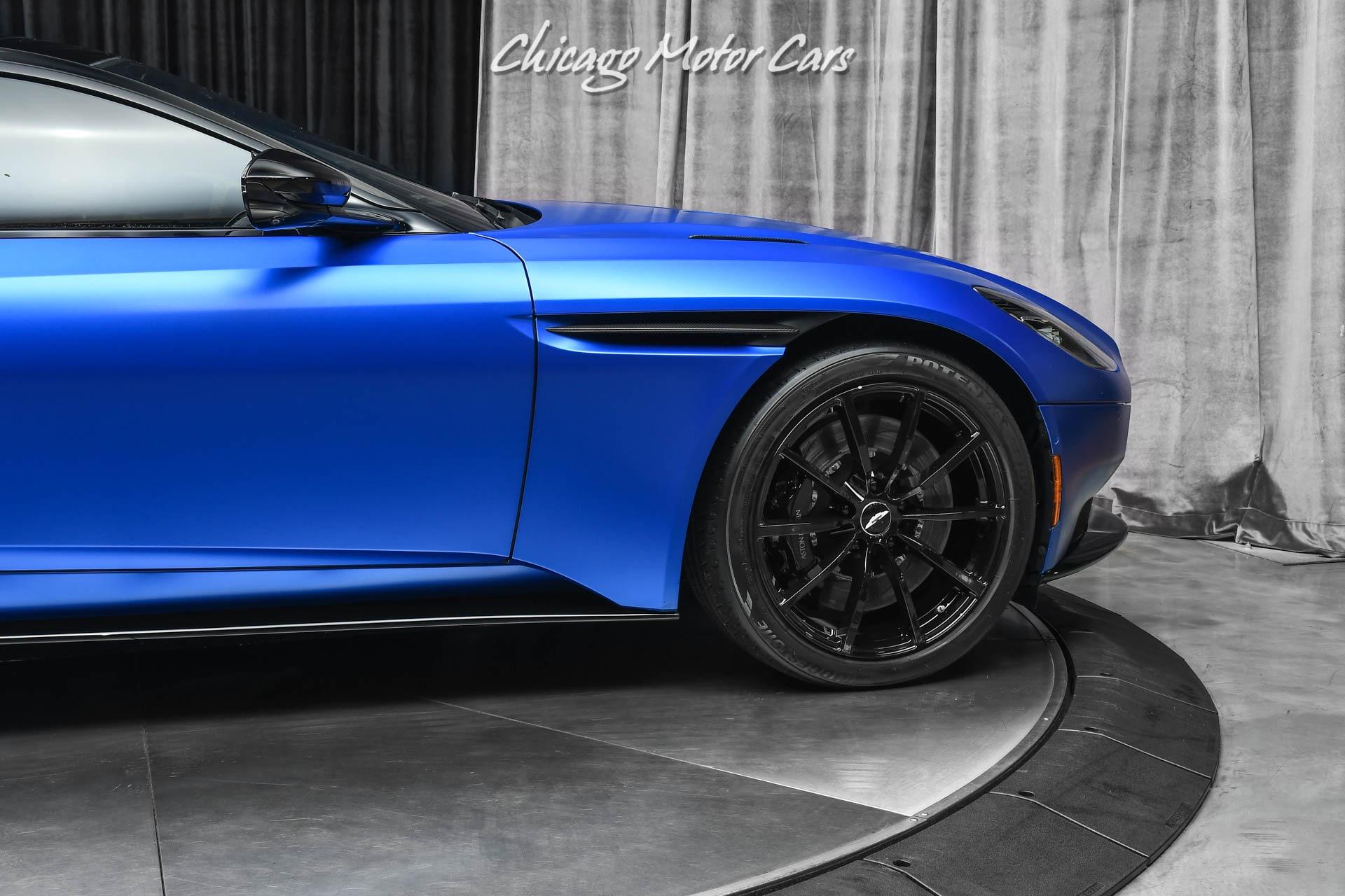 Used-2020-Aston-Martin-DB11-Coupe-AMR-V12-Stealth-PPF-B-O-Surround-Sound-Carbon-Fiber-LOADED